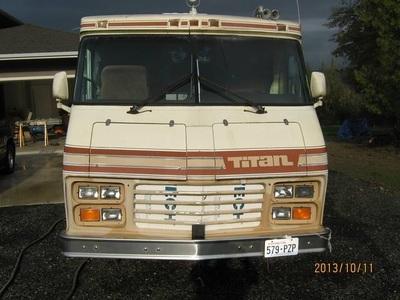 Redmond Buyers! 1985 Chevrolet 31 foot Motor Home Titan