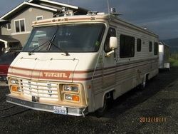 1985 Chevrolet Titan RV