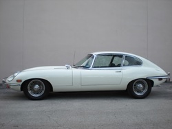 1970 Jaguar E-TYPE XKE