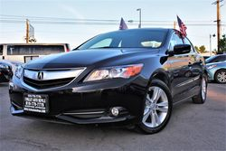 2013 Acura ILX Hybrid Technology
