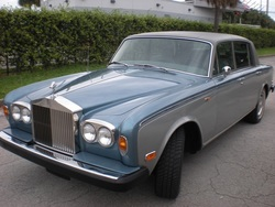 1976 Rolls-Royce Silver Shadow Base