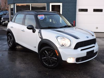 2012 MINI Countryman S