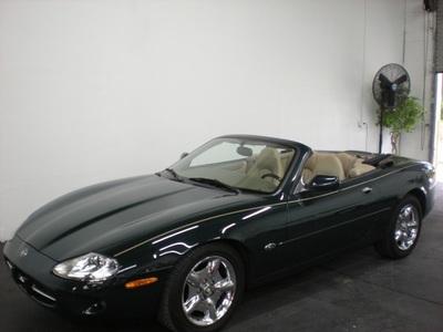 1998 Jaguar XK8 Convertible ...