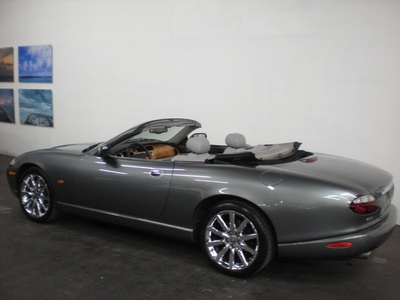 2006 Jaguar XK8 Convertible