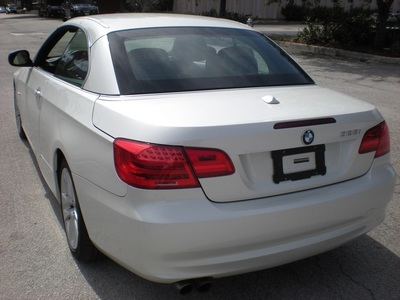 2011 BMW 328i Convertible