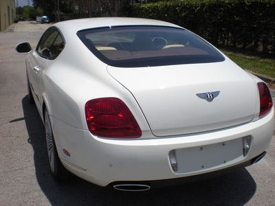 2010 Bentley Continental GT Speed Coupe