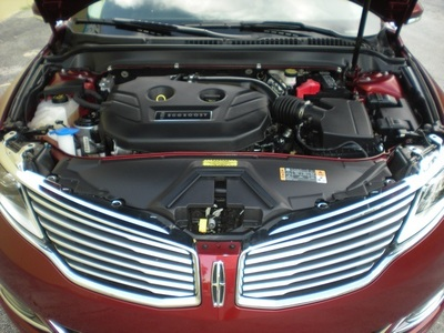 2014 Lincoln MKZ/Zephyr Sedan
