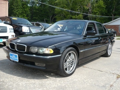 Loveland Buyers 2001 Bmw 740i In Loveland Search All Used 2001