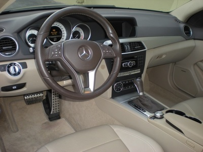 2013 Mercedes-Benz C250 Coupe