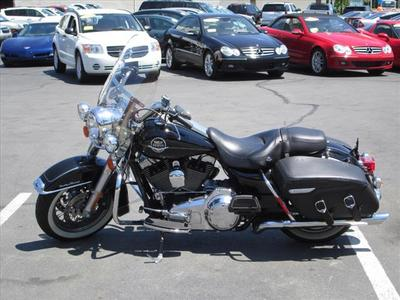 2010 Harley-Davidson Road King classic 103 in