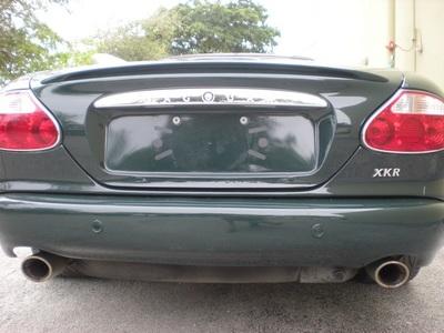 Delray Beach Buyers! 2001 Jaguar XKR Silverstone in Delray