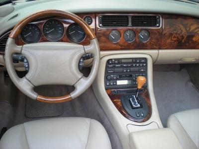 1999 Jaguar XK8 Convertible