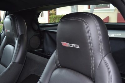 2011 Chevrolet Corvette 2dr Coupe Z06 w/3LZ