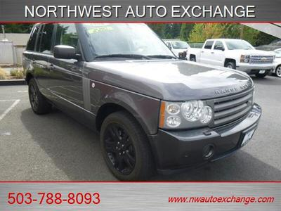 2006 Land Rover Range Rover HSE LOADED-EZIESTLOW% FINANC SUV