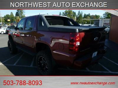 2008 Chevrolet Avalanche LTZ SUPER EZ LOW% FINANCING!!! Truck