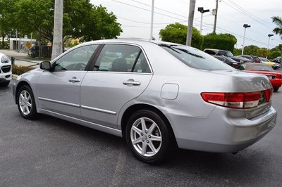 2003 Honda Accord Sedan EX Automatic V6 w/Leather/Navi