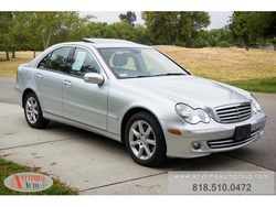 2007 Mercedes-Benz C-Class C280 Luxury 4MATIC