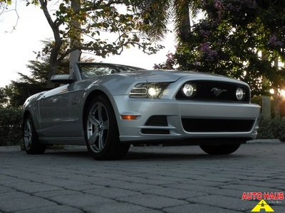 2013 Ford Mustang GT Premium Convertible Ft Myers  Convertible