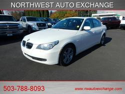 2009 BMW 5 Series 528xi